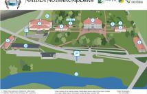 Plan of Maidla Manor